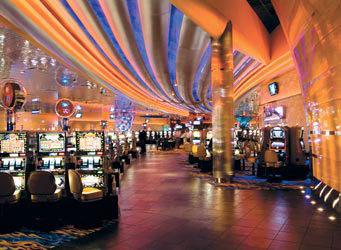 Image gallery motown casino for Motor city casino hotels
